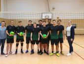 Volleyball AG an der FLS
